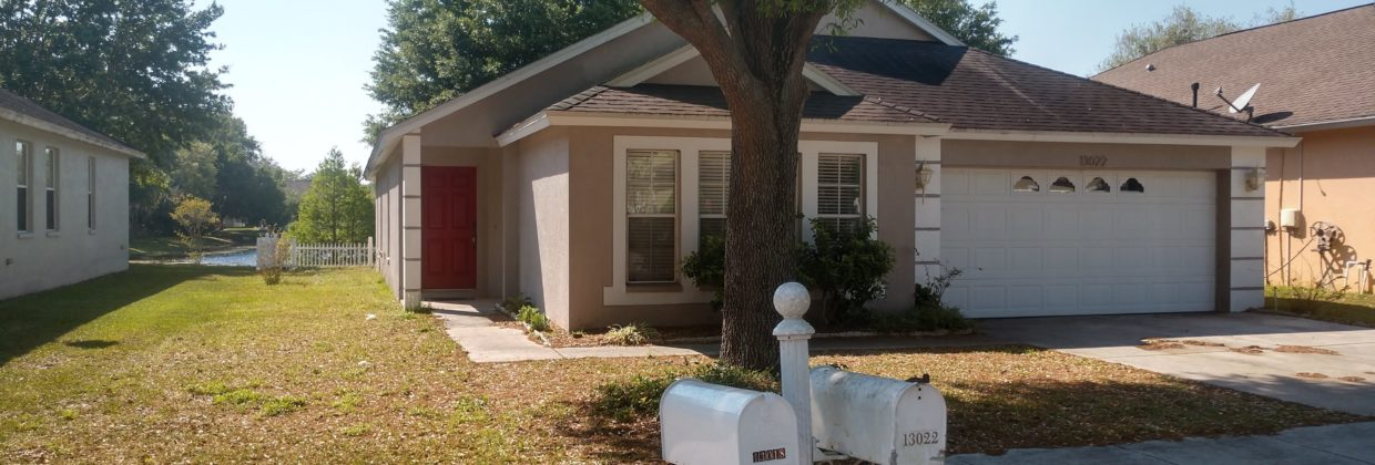 Temple Terrace Single Family Property Management
